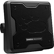 Uniden Bearcat BC20 Speaker Black