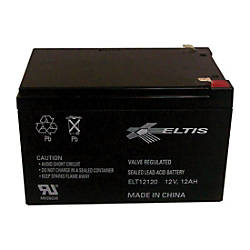Altronix BT1212 Security Device Battery