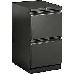 HON Brigade 2 Drawer Mobile Pedestal