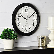 FirsTime Slim Classic Wall Clock 11