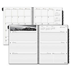 At A Glance Executive WeeklyMonthly Refill