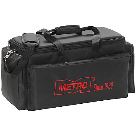 MetroVac Carry All MVC-420G Carrying Case Vacuum Cleaner - Black