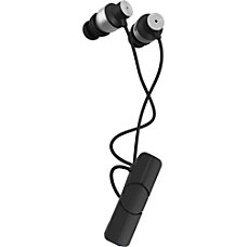 iFrogz Impulse Wireless Earbud Headphones BlackSilver