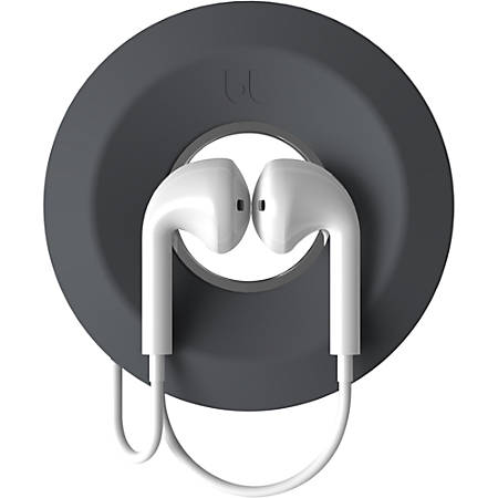 Bluelounge Cableyoyo Earbud and Cable Organizer - Dark Gray - 1 Pack