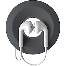 Advantus BlueLounge Cableyoyo Cord Storage Dark