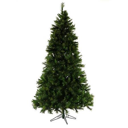 Fraser Hill Farm Artificial Canyon Pine Christmas Tree, 9'