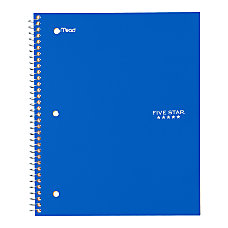 Five Star Trend Notebook 2 Pockets