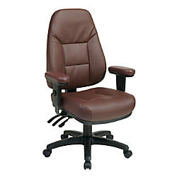Office Star Dual Function High Back
