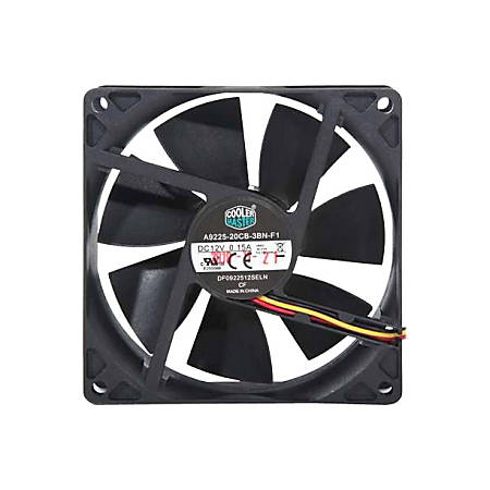 CoolerMaster 92mm ST1 Case Fan