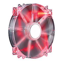 CoolerMaster 200mm MegaFlow 200 Red LED