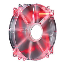 CoolerMaster 200mm MegaFlow 200 Red LED