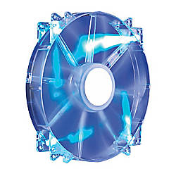 CoolerMaster 200mm MegaFlow 200 Blue LED