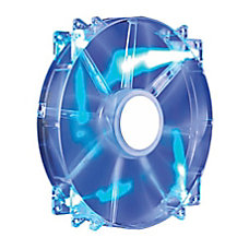 CoolerMaster 200mm MegaFlow 200 Blue LED