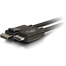 C2G 10ft DisplayPort to HDMI Adapter