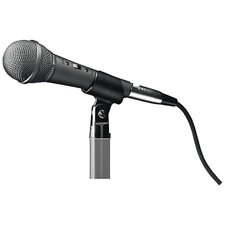 Bosch LBC 2900/20 Microphone - 80 Hz to 12 kHz - Wired - 23 ft - 3 dB - Handheld - XLR