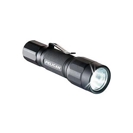 Pelican 2350 LED Flashlight - AA - Anodized AluminumBody - Black