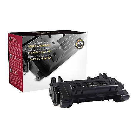 Clover Technologies Group™ 200777P (HP 81A / CF281A) Remanufactured Black Toner Cartridge