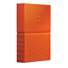 WD My Passport 3TB External Hard