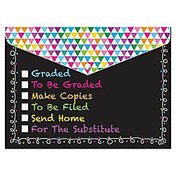 Ashley Checklist Snap Cover Poly Folders