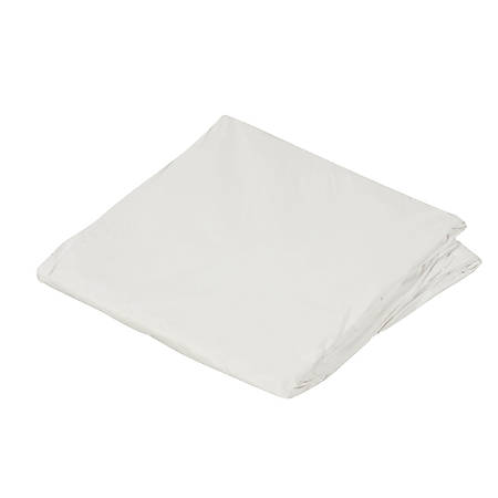 """DMI® Protective Mattress Covers, 36""""H x 80""""W x 6""""D, White, Pack Of 12"""