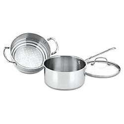 Cuisinart 3 Qt Steamer Set 3