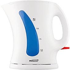 Brentwood 20 Liter Cordless Plastic Tea