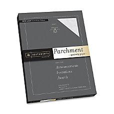 Southworth P974CK336 Parchment Paper Letter 8