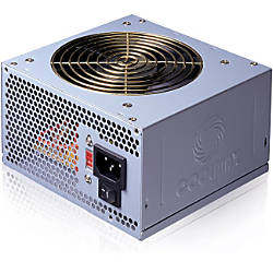 Coolmax 500W ATX Power Supply
