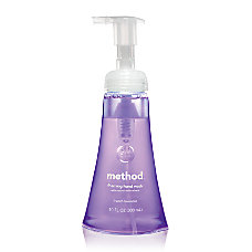 Method Foaming Hand Wash Lavender 10