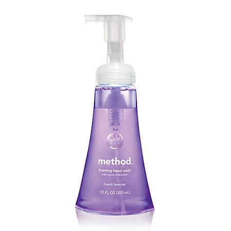 Method® Foaming Hand Wash, Lavender Scent, 10 Oz