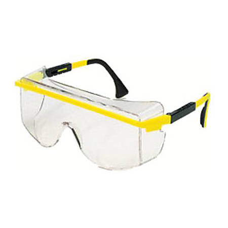 1135a74a24 UVEX ASTRO OTG 3001 SAFETY SPECTACLE BLACK FRAME by Office Depot ...