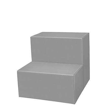 Marco 2-Step Seating Stool, Dove