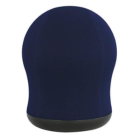 Safco® Zenergy™ Swivel Ball Chair, Blue