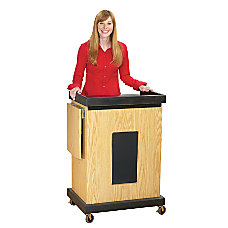 Oklahoma Sound The Smart Cart Lectern