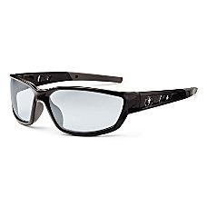 Ergodyne Skullerz Safety Glasses Kvasir Black