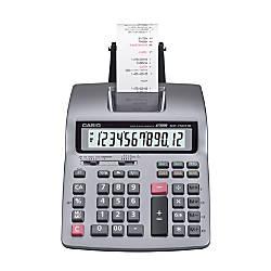 Casio HR 150TM Plus Printing Calculator