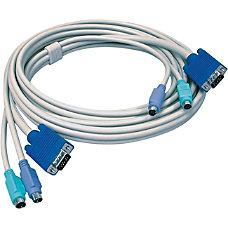 TRENDnet 10ft PS2VGA KVM Cable
