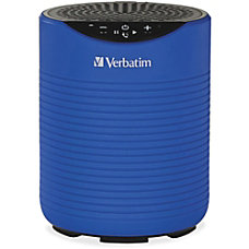 Verbatim Portable Bluetooth Speaker System Blue