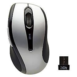 Gear Head Optical Wireless Nano Mouse