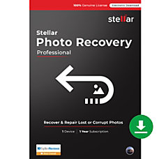 Stellar Photo Recovery Professional Mac