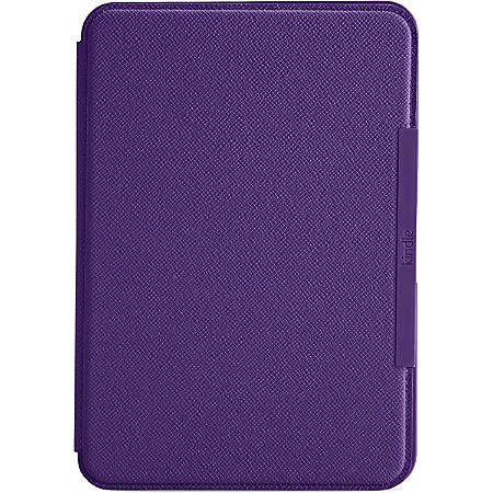 """Amazon Carrying Case for 8.9"""" Tablet - Royal Purple - Leather"""