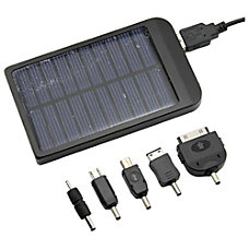 4XEM Solar Charger For iPhone iPad