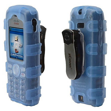 zCover gloveOne Carrying Case IP Phone - Blue