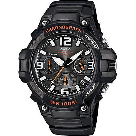Casio MCW100H-1AV Wrist Watch - SportsChronograph - Analog - Quartz