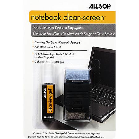 Allsop® Notebook Clean-Screen, 0.33 Oz