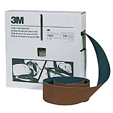 3M 314D Utility Cloth Roll P80