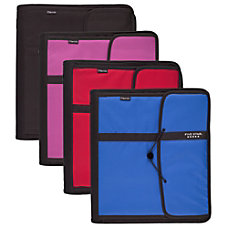 Five Star Zippered Binder Filer 8