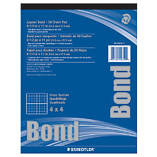 Staedtler Bond Paper 8 12 x