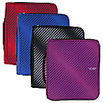 """Five Star® Multi-Access Zipper Binder, 8 1/2"""" x 11"""", 2"""" Rings, Assorted Cover Colors"""