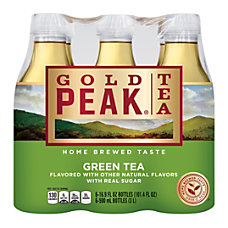 Gold Peak Tea Green 169 Oz
